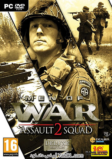 دانلود بازی Men of War Assault Squad 2 Iron Fist برای PC
